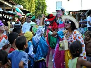 Artistas se apresentarão em pontos com grande aglomeração de pessoas em Macapá