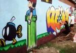 Artistas amapaenses promovem oficina de grafite em Macapá